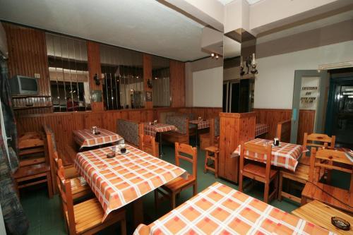 Εστιατόριο ή άλλο μέρος για φαγητό στο Alma
