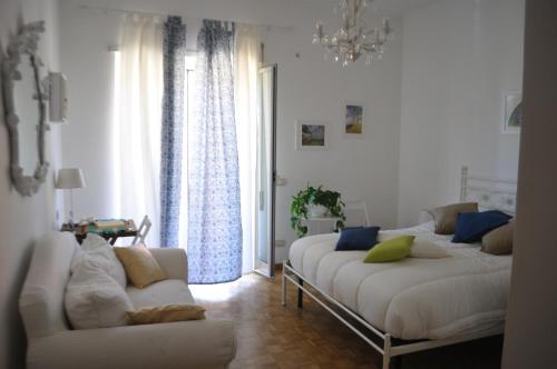 Letto o letti in una camera di Rome Guest Hospitality