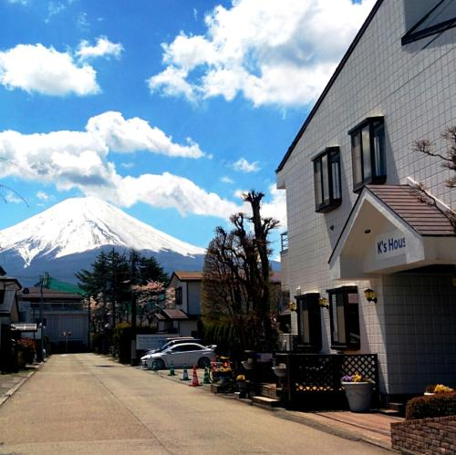 K's House Fuji View - Travelers Hostel