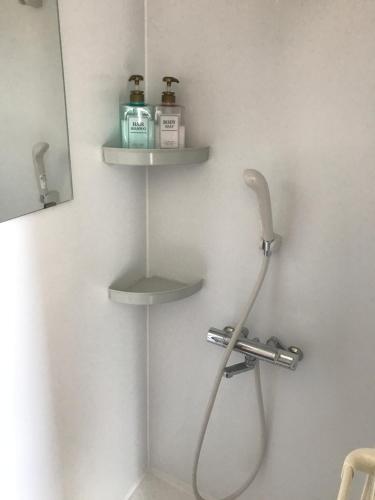 Een badkamer bij Palette Takashimadaira