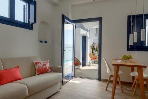 Area soggiorno di Sea Dream Luxury Home