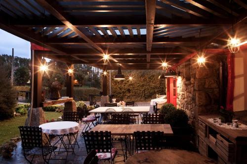 Un restaurante o sitio para comer en Iraragorri