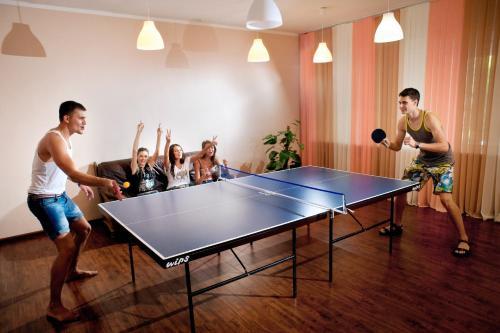 Настольный теннис в Отель Старт или поблизости