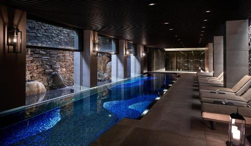 The swimming pool at or near The Ritz-Carlton Kyoto