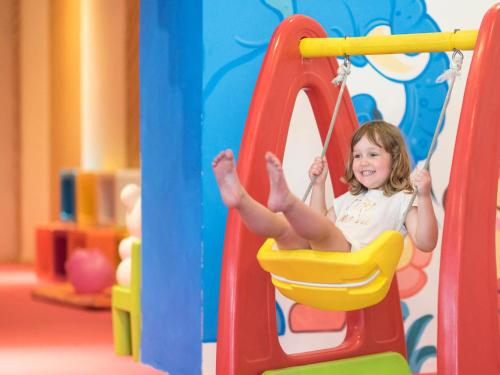 Children staying at Rawi Warin Resort And Spa - SHA Plus