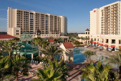 A view of the pool at Parc Soleil by Hilton Grand Vacations or nearby