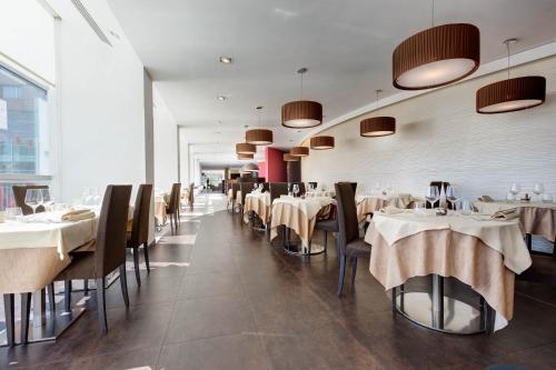 Ristorante o altro punto ristoro di iH Hotels Roma Z3