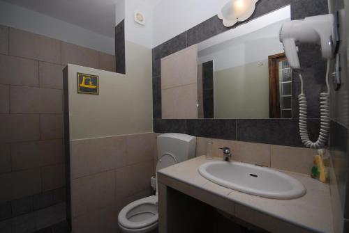 Een badkamer bij Porta do Vento