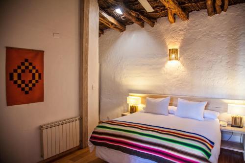 Cama o camas de una habitación en Terrantai Lodge