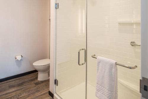 A bathroom at Residence Inn by Marriott Pittsburgh Oakland/University Place