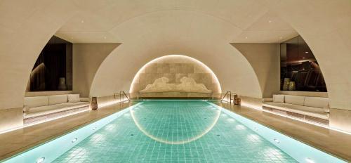The swimming pool at or near Park Hyatt Vienna