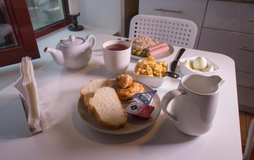 Завтрак для гостей Отель Бахет