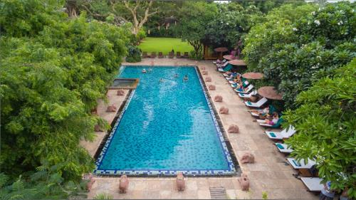 A view of the pool at The Hotel @ Tharabar Gate or nearby