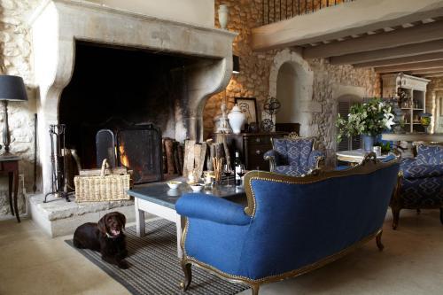 Guests staying at La Bastide de Marie