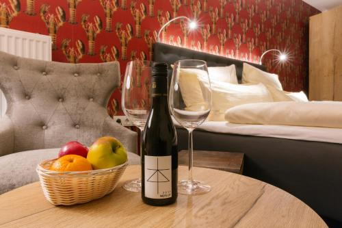 Hotel auf den Hummerklippen Helgoland, Germany