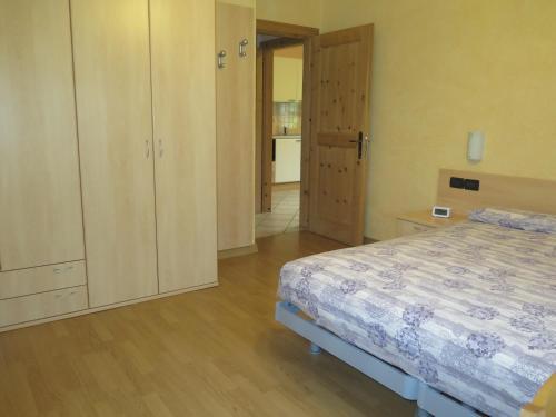 Postel nebo postele na pokoji v ubytování Bait Dal Canton