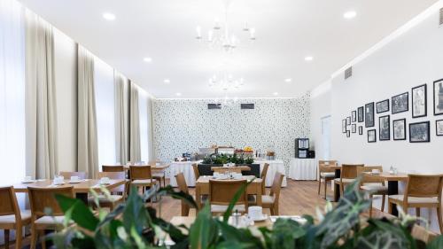 Ресторан / где поесть в Hotel Schwaiger