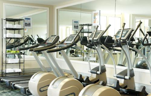 The fitness centre and/or fitness facilities at Hotel Maria Cristina, a Luxury Collection Hotel, San Sebastian