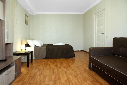 Гостиная зона в Apartment on Elninskay 18