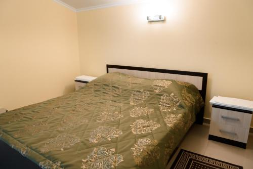 Кровать или кровати в номере 21vek Hotel