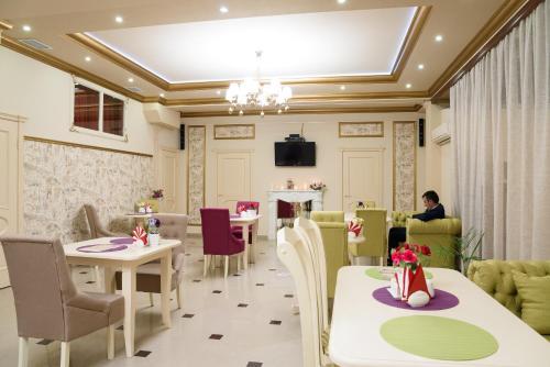 Ресторан / где поесть в 21vek Hotel