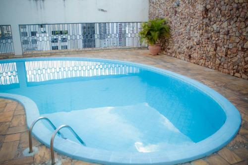 The swimming pool at or close to Flat Oeste La Residence