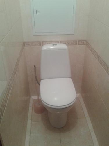 Ванная комната в Апартаменты на Лескова 5