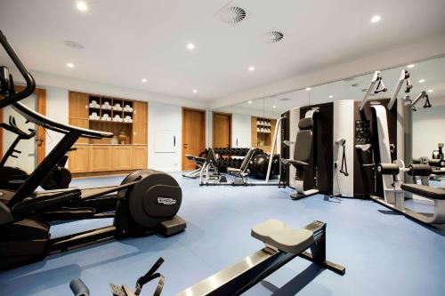 The fitness center and/or fitness facilities at Hotel TWENTY EIGHT