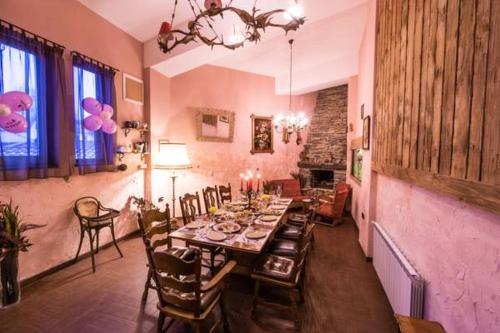 Ресторант или друго място за хранене в Villa Spaggo Complex