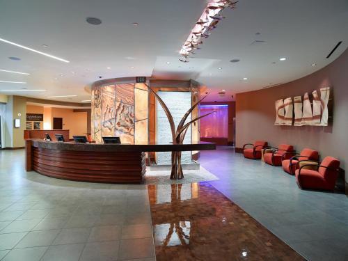 The lobby or reception area at The Venetian® Resort Las Vegas