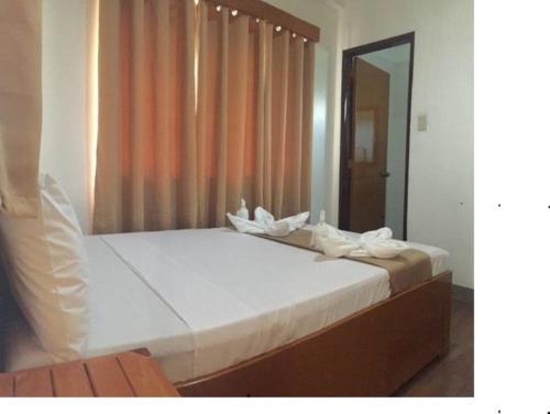 Кровать или кровати в номере Casa Belina