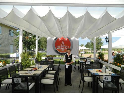 Ресторан / где поесть в Отель Таймаут