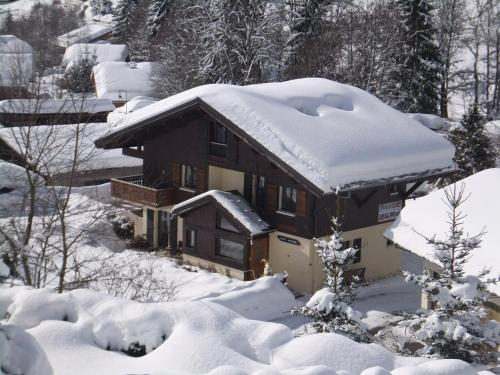 Chalet Aventure during the winter