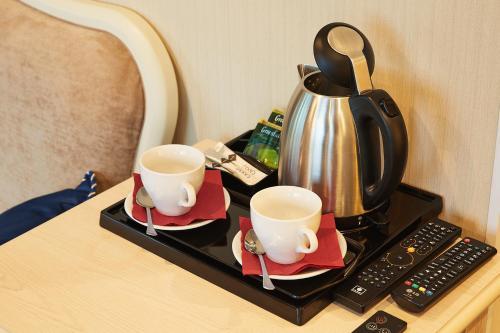 Принадлежности для чая и кофе в Европа