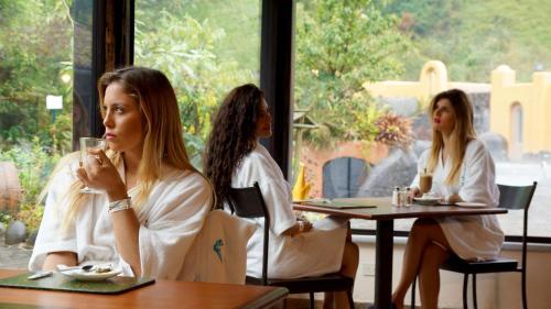 Guests staying at Termas de Papallacta