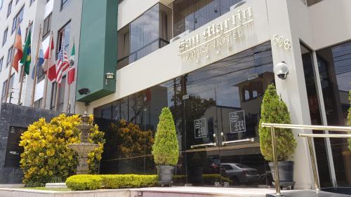 Apart Hotel San Martin