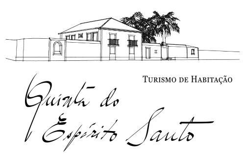The floor plan of Quinta do Espírito Santo
