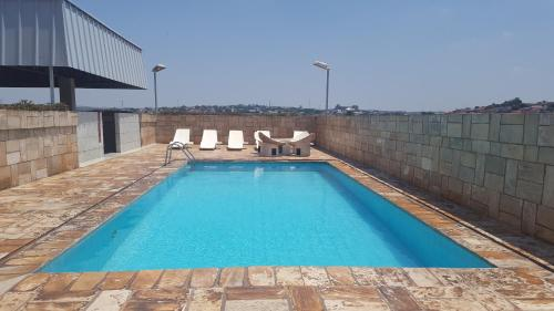 The swimming pool at or near Fenícia Palace Hotel