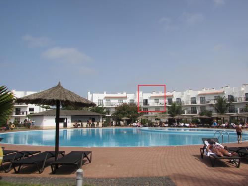 BCV - 7th Heaven Pool View Penthouse Apartment Sol Dunas Resort