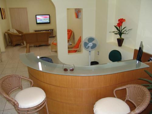 Un baño de Guilet Hotel