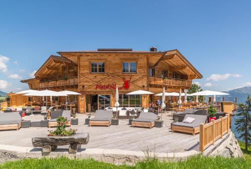 Berggasthof Platzlalm Kaltenbach, Austria