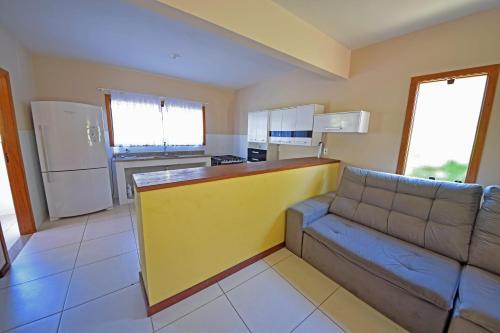 A cozinha ou cozinha compacta de Eco Resort Serra Imperial
