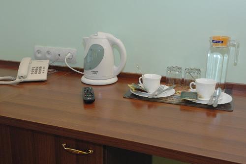 Принадлежности для чая и кофе в Отель Русь