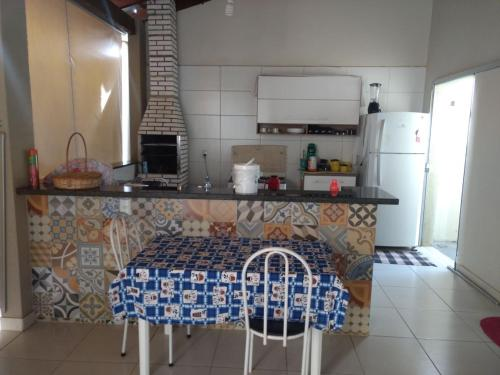 A kitchen or kitchenette at Sweet Home