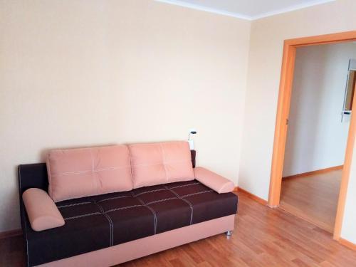 Гостиная зона в Apartment on Zavenyagina 4
