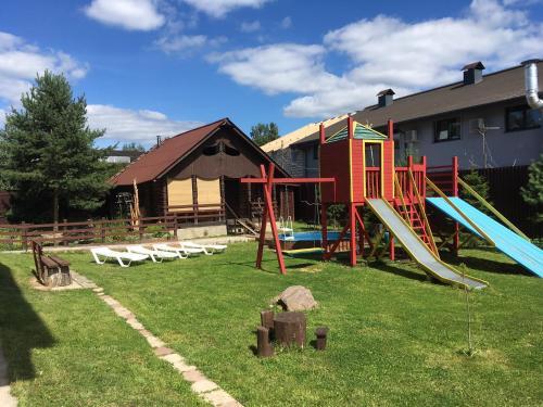 Children's play area at Kurshale