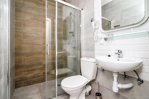 Łazienka w obiekcie Tamada