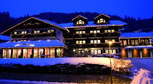 Seehotel Hartung & Ferienappartements im Winter