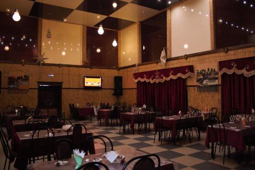 Ресторан / где поесть в Mini hotel Charodeyka