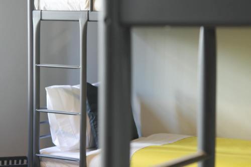 Een stapelbed of stapelbedden in een kamer bij AC House